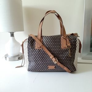 Fossil Small Satchel Bag